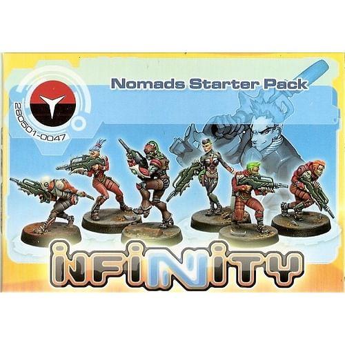 Infinity: Nomads Starter Pack