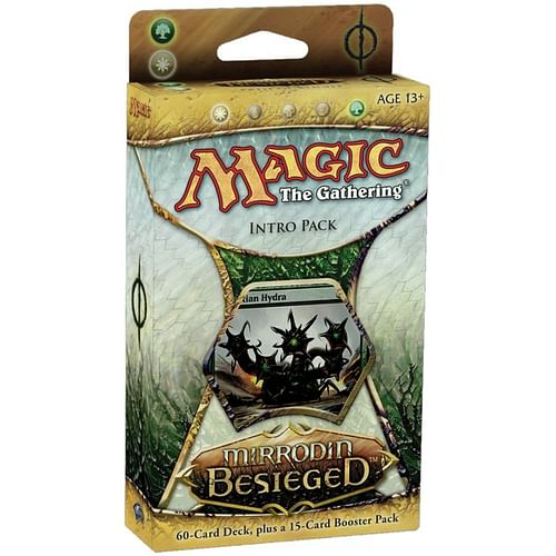 Magic: The Gathering - Mir. Besieged Intro Pack: Path of Blight