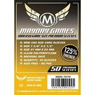 Obaly na karty 41 x 63 mm (Mayday Premium)