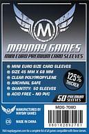Obaly na karty 45 x 68 mm (Mayday Premium Card)