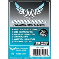 Obaly na karty 59 x 92 mm (Mayday Premium)