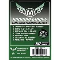 Obaly na karty 63,5 x 88 mm (Mayday Premium)