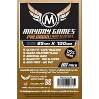 Obaly na karty 65 x 100 mm (Mayday Premium)