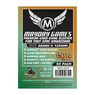 Obaly na karty 88 x 125 pro Tiny Epic Kingdoms (Mayday Premium)