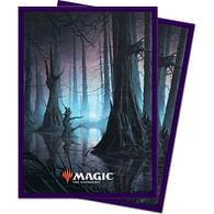 Obaly na karty Magic: The Gathering - Unstable Lands Swamp (100 ks)