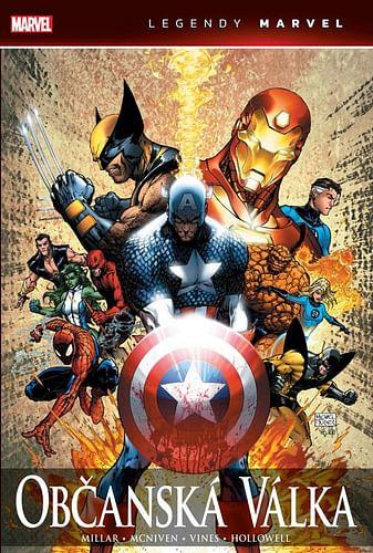 Občanská válka (Legendy Marvel)
