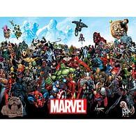 Obraz na plátně Marvel Universe