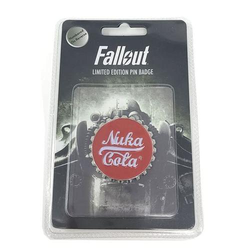 FaNaTtik Odznak Fallout - Nuka Cola