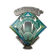 Odznak Harry Potter - Zmijozel (limitovaná edice)