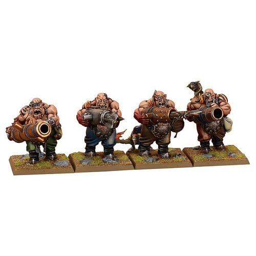 Warhammer Fantasy Battle: Ogre Kingdoms Leadbelchers