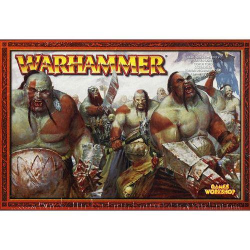 Warhammer Fantasy Battle: Ogre Bulls