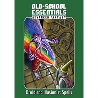 Old-School Essentials: Druid and Illusionist Spells