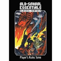 Old-School Essentials: Player's Rules Tome
