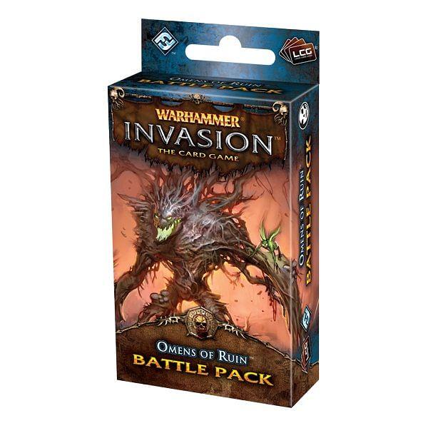 Warhammer Invasion LCG: Omens of Ruin