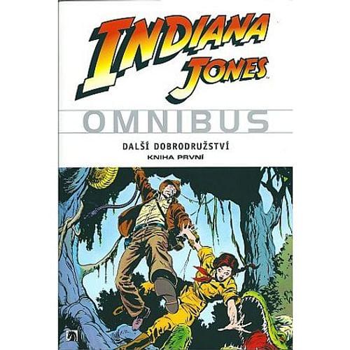 Omnibus: Indiana Jones - Další dobrodružství 1