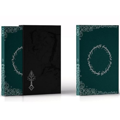 One Ring LOTR Roleplaying Game Collector s Edition