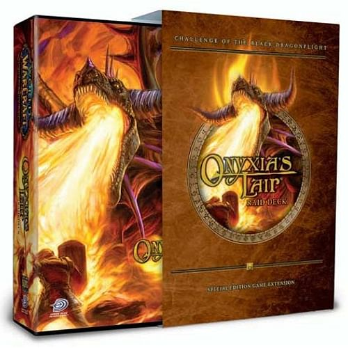 World of Warcraft TCG: Onyxias Lair Raid Deck