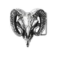 Opasková spona Beraní lebka
