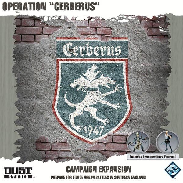 Dust Tactics: Operation Cerberus
