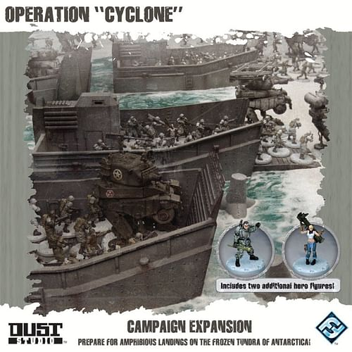 Dust Tactics: Operation SeeLöwe