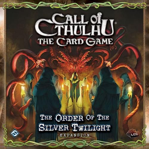 Call of Cthulhu LCG: The Order of the Silver Twilight