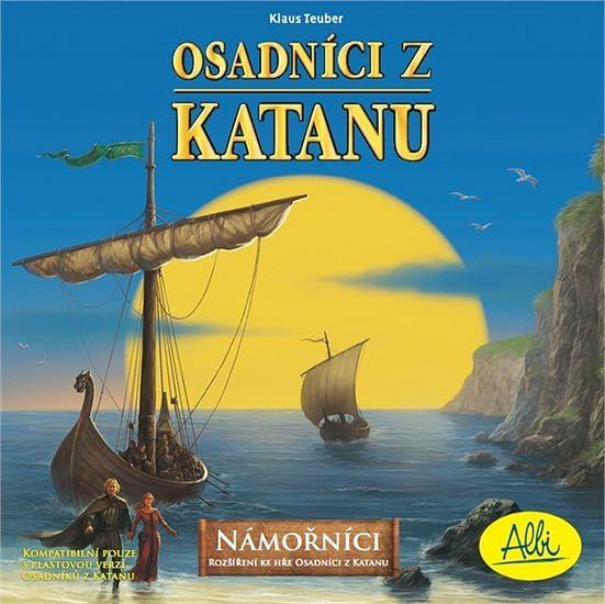 Osadníci z Katanu: Námořníci (rozšíření)