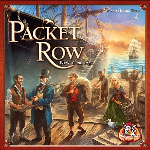 Packet Row