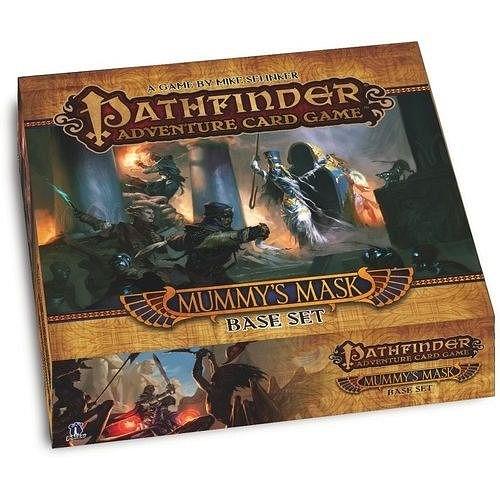Pathfinder Adventure Card Game: Mummy's Mask Base Set