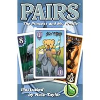 Pairs: The Princess and Mr. Whiffle