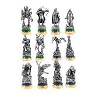 Pán prstenů, Dvě věže - Šachové figurky