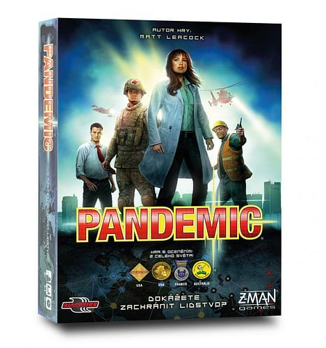 Pandemic (nové vydání, česky)