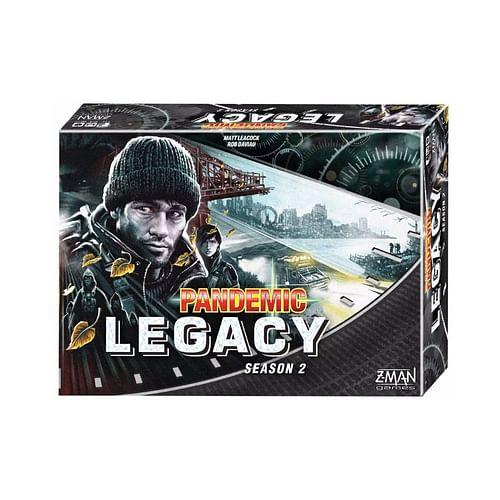 Pandemic: Legacy Black Season 2