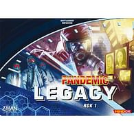 Pandemic: Legacy - modrý