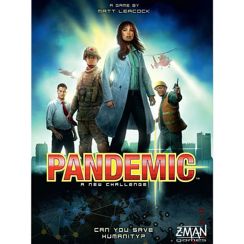 Pandemic (anglicky)