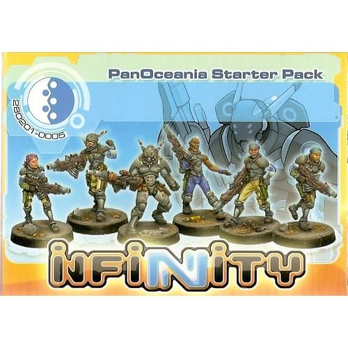 Infinity: PanOceania Starter Pack