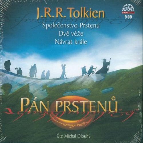 Pán prstenů - audiokniha (9 CD)
