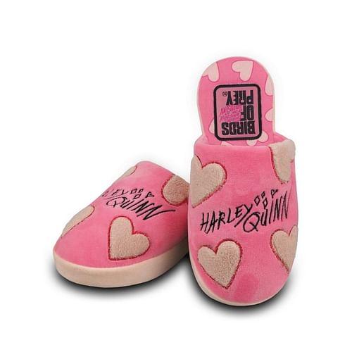 Groovy Pantofle DC Comics - Harley Quinn