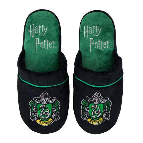 Cinereplicas Pantofle Harry Potter - Zmijozel, velikost S/M