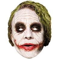Papírová maska Joker