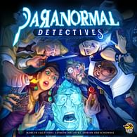 Paranormal Detectives - anglicky