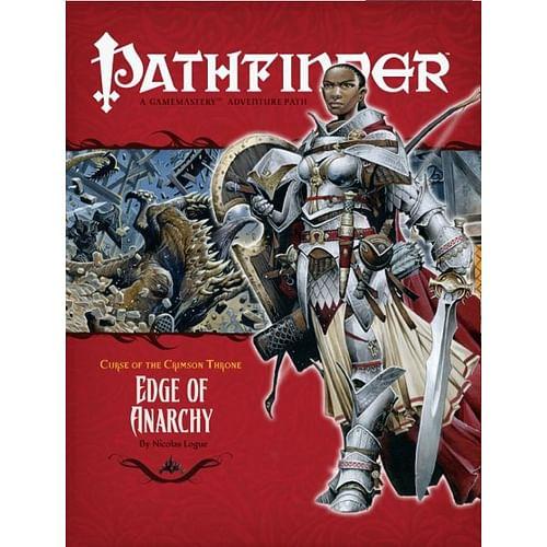 Curse of the Crimson Throne 1 - Edge of Anarchy