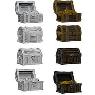 Pathfinder Battles: Deep Cuts Miniatures - Chests