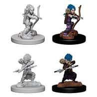 Pathfinder Battles: Deep Cuts Miniatures - Female Gnome Rogue