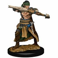 Pathfinder Battles: Deep Cuts Miniatures - Half-Elf Ranger Male