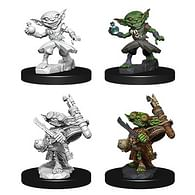 Pathfinder Battles: Deep Cuts Miniatures - Male Goblin Alchemist