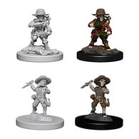 Pathfinder Battles: Deep Cuts Miniatures - Male Halfling Rogue