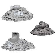 Pathfinder Battles: Deep Cuts Miniatures - Treasure Piles