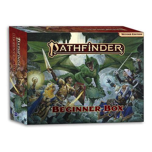 Pathfinder (druhá edice): Beginner Box