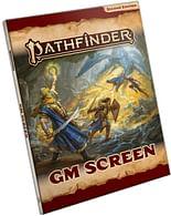 Pathfinder (druhá edice): GM Screen
