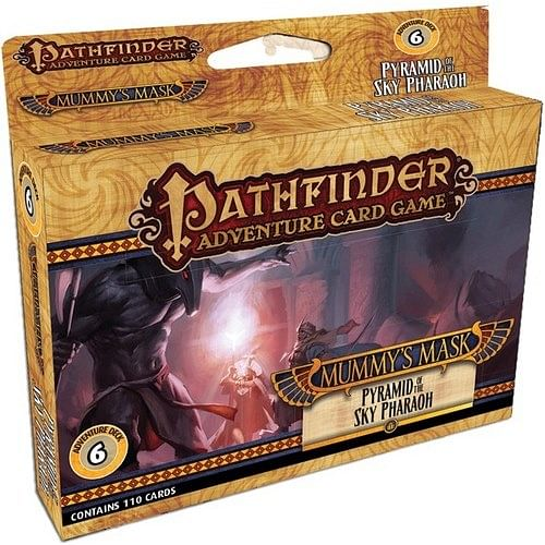 Pathfinder Adventure Card Game: Pyramid of the Sky Pharaoh Adventure Deck